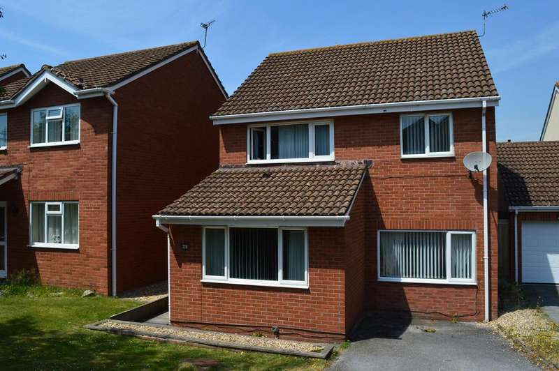 4 Bedrooms Detached House for sale in Church Meadow, Boverton, Llantwit Major CF61