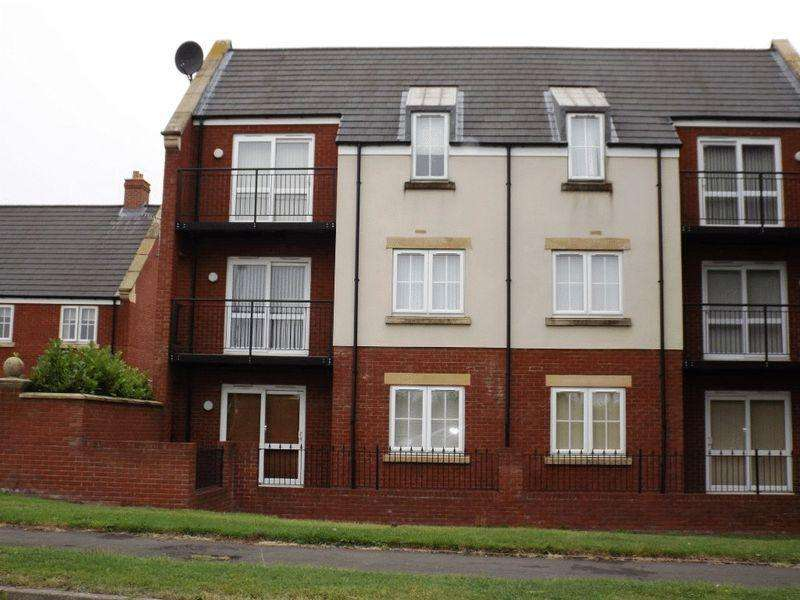 1 Bedroom Apartment Flat for sale in Turner Square, Morpeth