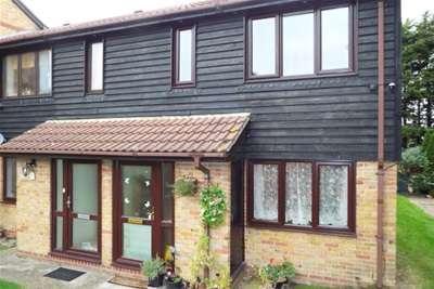 1 Bedroom Flat for rent in Wickham Close, Newington
