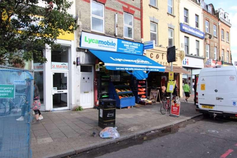 Commercial Property for sale in Highbury Corner, N1