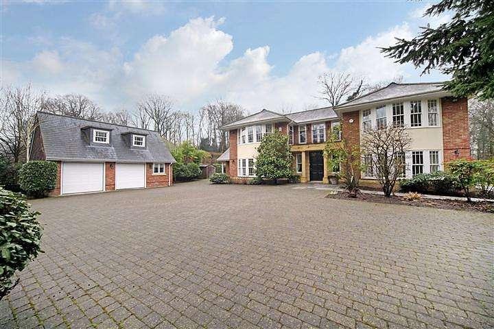 5 Bedrooms House for rent in Lyne Road, Virginia Water, Surrey, GU25