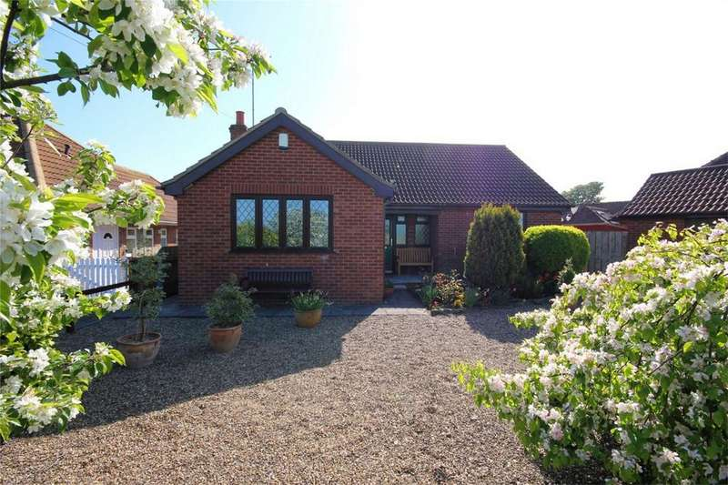 3 Bedrooms Detached Bungalow for sale in New Road, Nafferton, Driffield, East Riding of Yorkshire