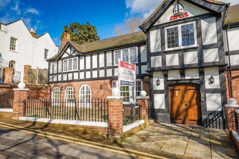 2 Bedrooms Apartment Flat for sale in Lower Green, Tettenhall, Wolverhampton