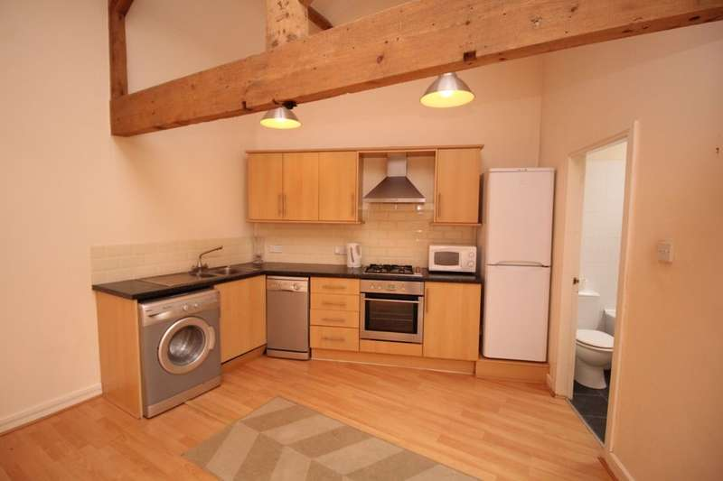 2 Bedrooms Flat for sale in Station Street, Glossop, SK13