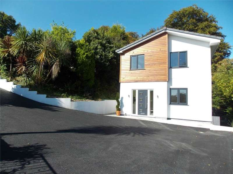 4 Bedrooms Detached House for sale in Trelake Road, St. Austell, Cornwall