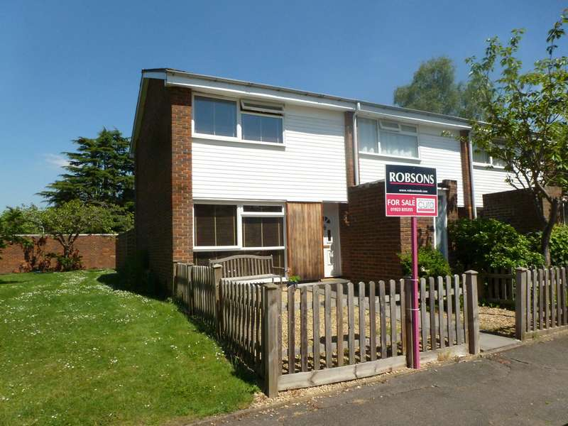 2 Bedrooms End Of Terrace House for sale in Dormans Close, Northwood