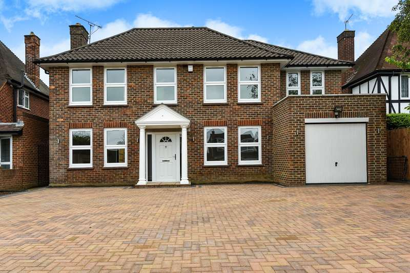 7 Bedrooms Detached House for sale in The Drive, Northwood
