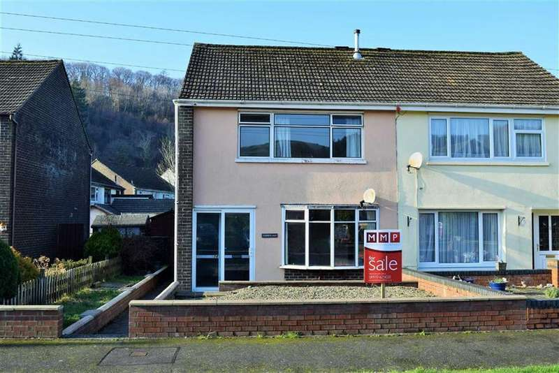3 Bedrooms Semi Detached House for sale in 14, Maes Y Deri, Talybont, Ceredigion, SY24