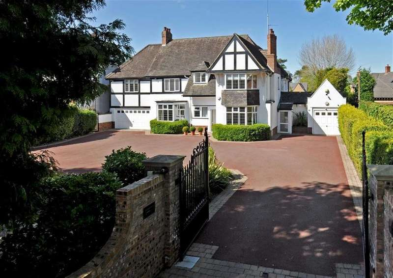 5 Bedrooms Detached House for sale in Northwood, 86, Wrottesley Road, Tettenhall, Wolverhampton, West Midlands, WV6