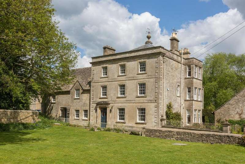 7 Bedrooms Country House Character Property for sale in Aldsworth, Cheltenham