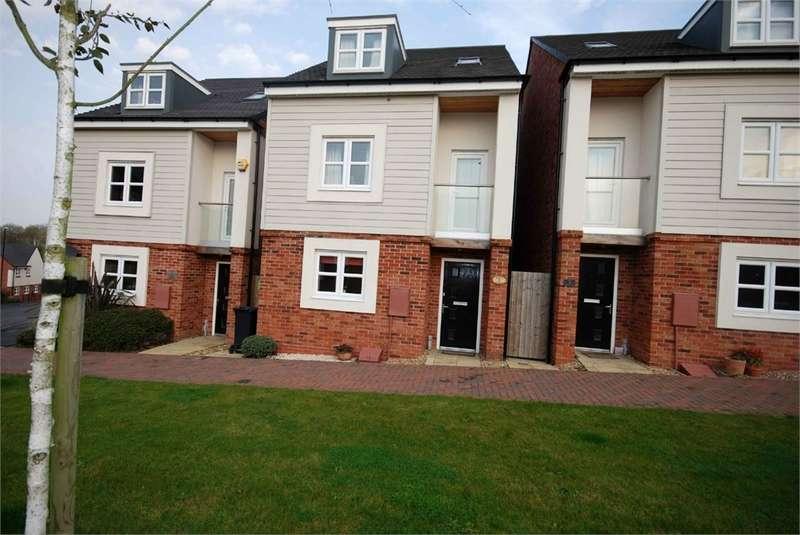 4 Bedrooms Detached House for sale in Elder Avenue, Eden Park, RUGBY, Warwickshire