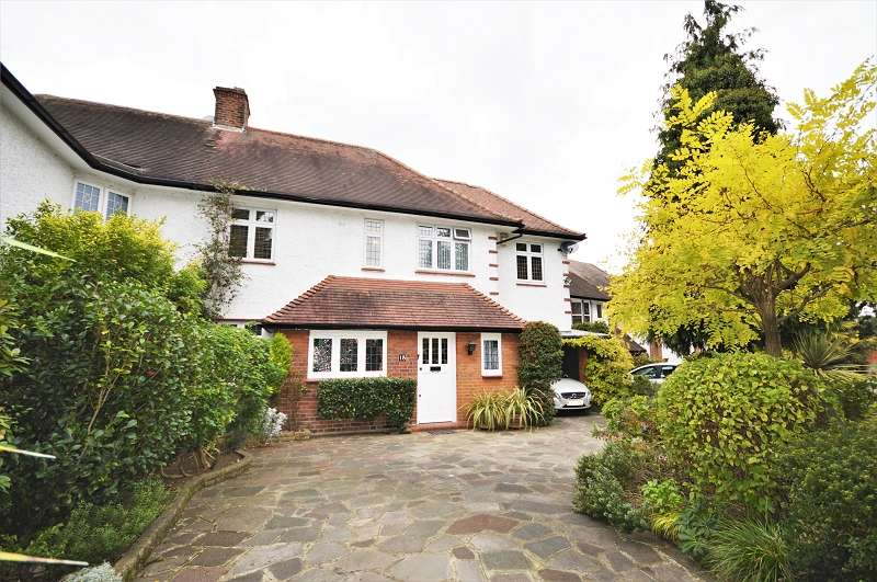 4 Bedrooms Semi Detached House for sale in The Ridgeway , London, Greater London. N14