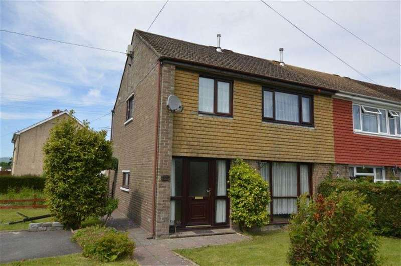 4 Bedrooms Semi Detached House for sale in 98, Maes Y Deri, Talybont, Ceredigion, SY24