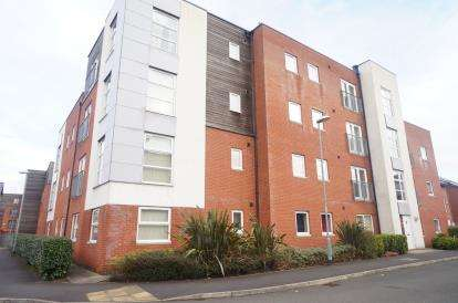 2 Bedrooms Flat for sale in Georgia Avenue, Disdbury, Manchester, Greater Manchester