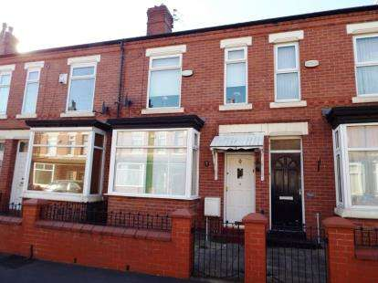 2 Bedrooms Terraced House for sale in Beeley Street, Salford, Greater Manchester