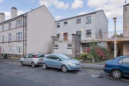 2 Bedrooms Maisonette Flat for sale in Canal Street, Johnstone