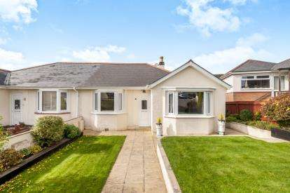 2 Bedrooms Bungalow for sale in Decoy, Newton Abbot, Devon