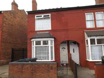 3 Bedrooms End Of Terrace House for sale in Parkfield Road, Alum Rock, Birmingham, West Midlands