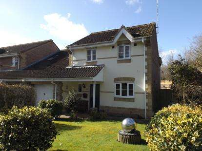 4 Bedrooms Link Detached House for sale in Chandler's Ford, Eastleigh, Hampshire