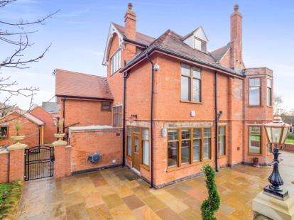 7 Bedrooms Detached House for sale in Hucknall Road, Nottingham, Nottinghamshire