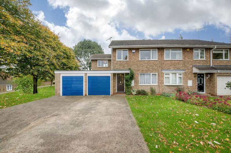 4 Bedrooms Semi Detached House for sale in Westbury Lane, Newport Pagnell