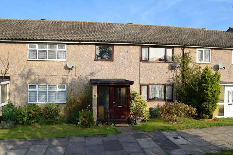 3 Bedrooms Terraced House for sale in Joynersfield, Harlow, CM18 7QA