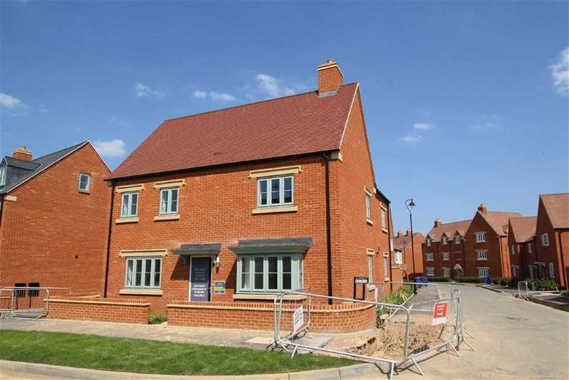 4 Bedrooms Detached House for sale in Plot 231, 20, Juno Close, Brackley