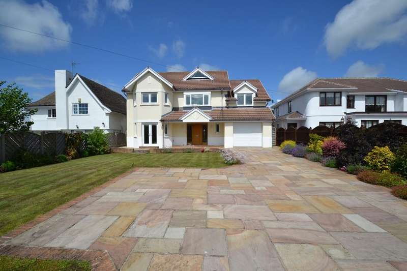 5 Bedrooms Detached House for sale in The Willows, 19A Danygraig Avenue, Newton, Porthcawl, CF36 5AA