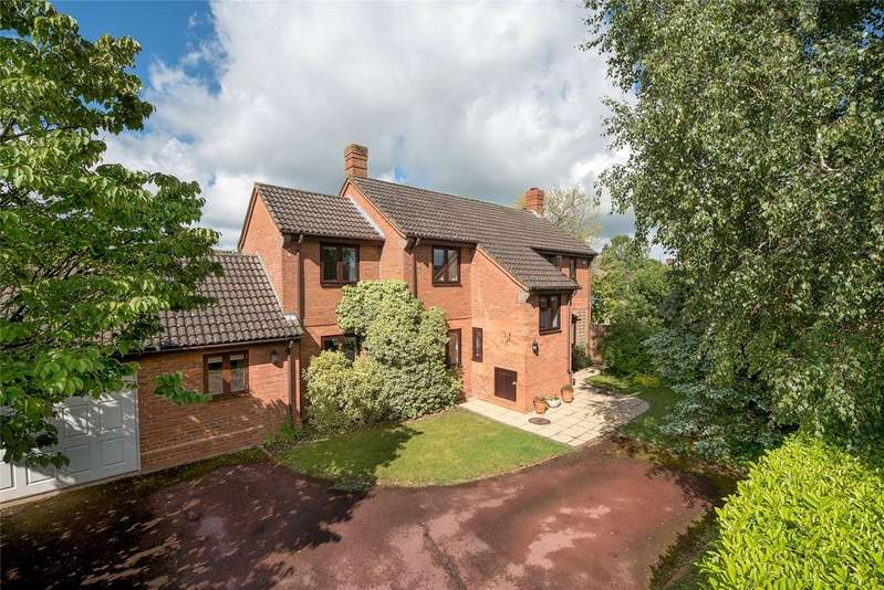 4 Bedrooms House for sale in Chilbolton, Stockbridge, Hampshire, SO20