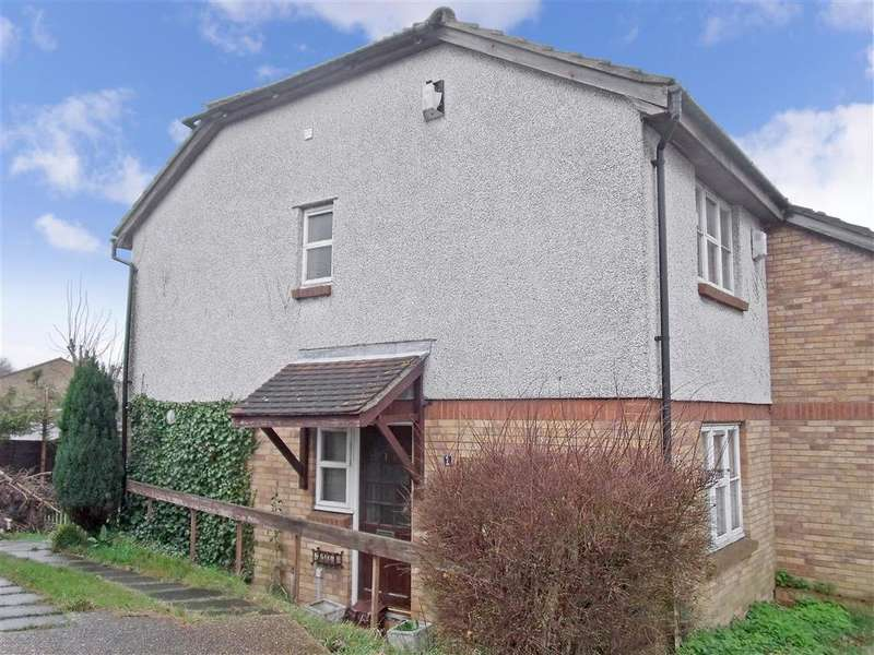 3 Bedrooms End Of Terrace House for sale in Freshwater Road, Walderslade, Chatham, Kent