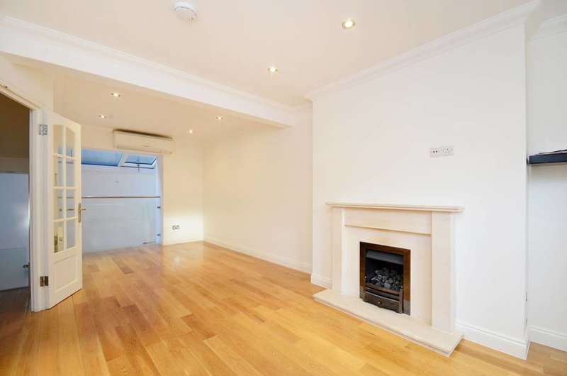4 Bedrooms House for sale in Colville Place, Fitzrovia, W1T