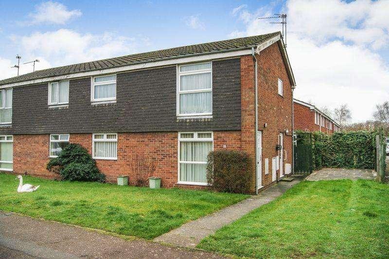 2 Bedrooms Apartment Flat for sale in Rowan Way, New Balderton
