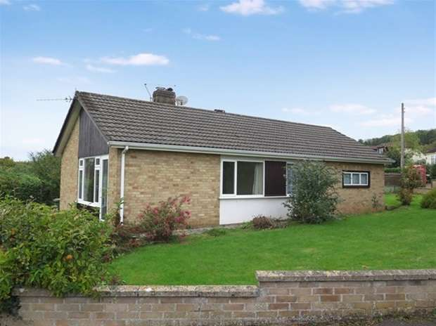 3 Bedrooms Detached Bungalow for sale in Goodymoor Avenue, Wells