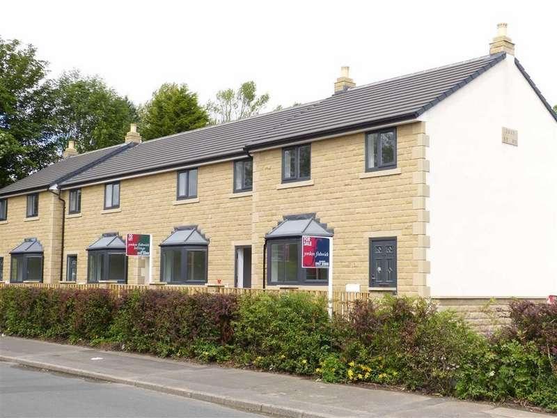 3 Bedrooms Terraced House for sale in Woolley Bridge, Hadfield, Glossop
