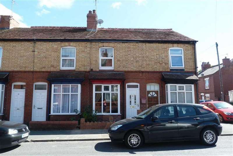 3 Bedrooms Terraced House for sale in York Street, Oswestry, SY11