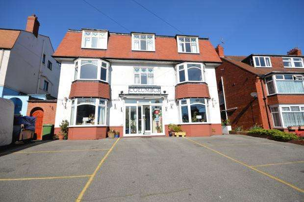 11 Bedrooms Guest House Commercial for sale in Columbus Ravine, Scarborough, North Yorkshire YO12 7QZ