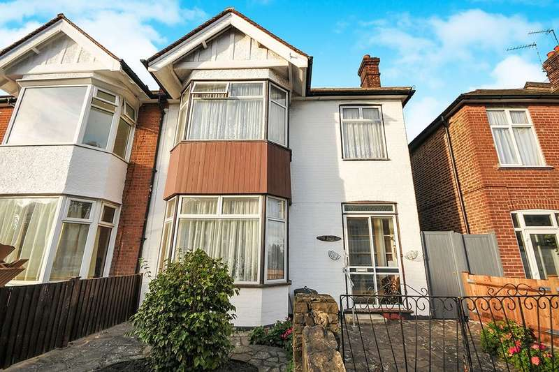 4 Bedrooms Semi Detached House for sale in Siward Road, Bromley, BR2