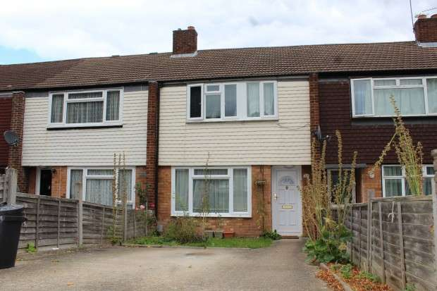 3 Bedrooms Terraced House for sale in Beverley Road, Anerley, London, SE20