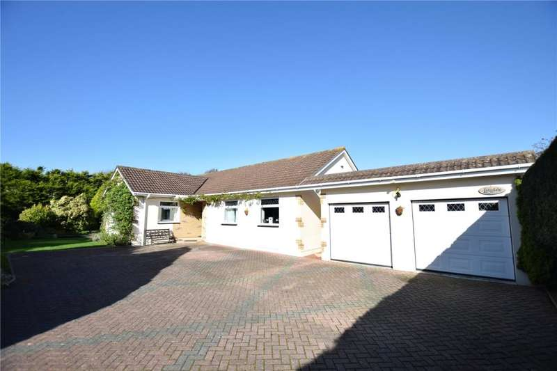 4 Bedrooms Detached Bungalow for sale in Broad Lane, Illogan, Redruth
