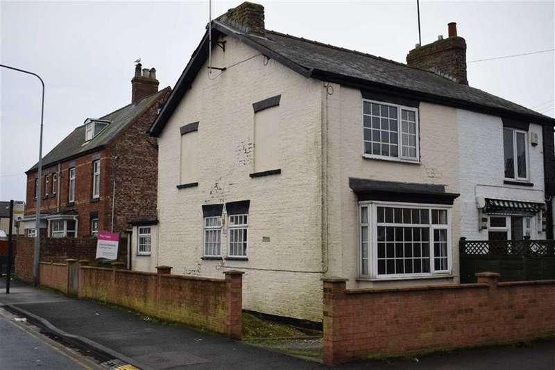 2 Bedrooms Semi Detached House for sale in Brett Street, Bridlington, East Yorkshire, YO16
