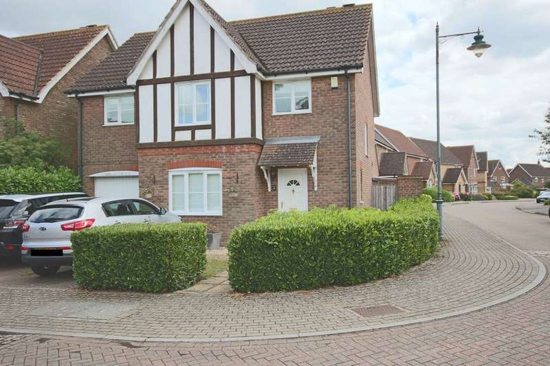 4 Bedrooms Detached House for rent in KINGS HILL
