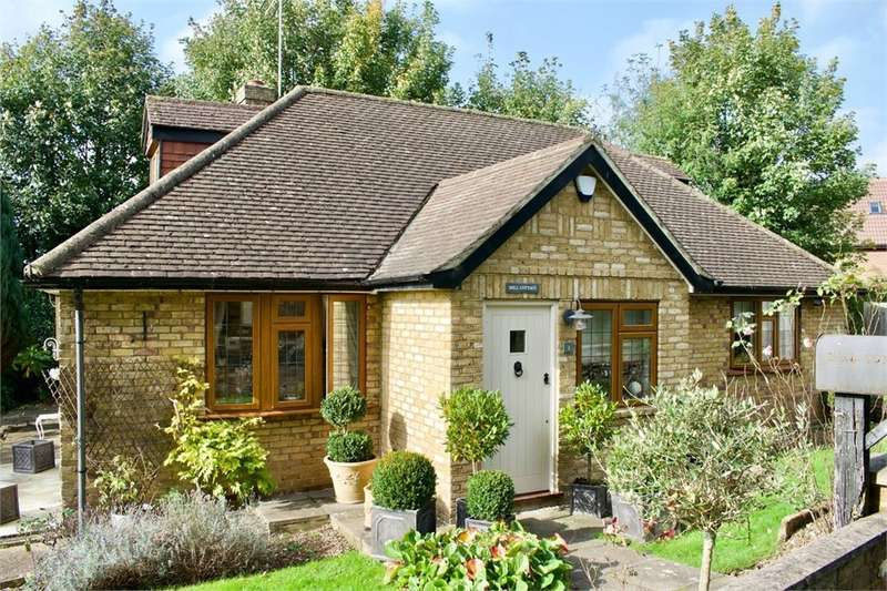 4 Bedrooms Detached House for sale in Shelley Lane, Harefield, Middlesex