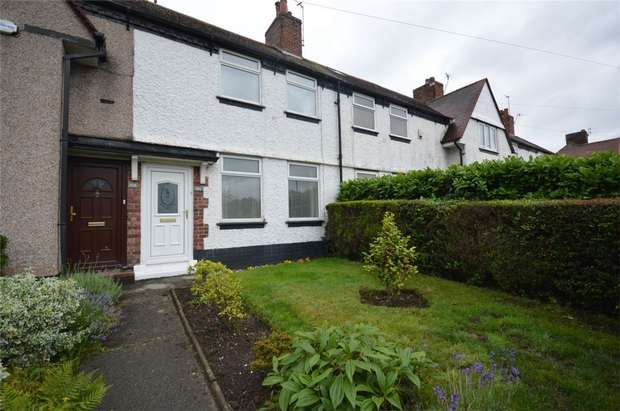 2 Bedrooms Terraced House for rent in Bolton Road East, Port Sunlight, Merseyside