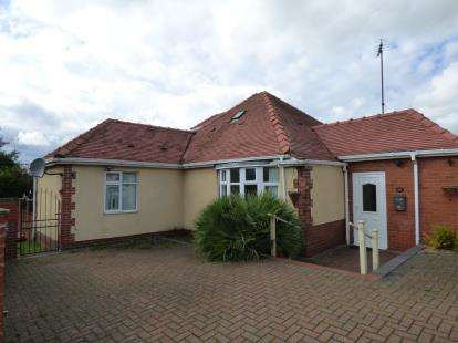 4 Bedrooms Detached House for sale in Sherwood Street, Warsop, Mansfield, Nottinghamshire