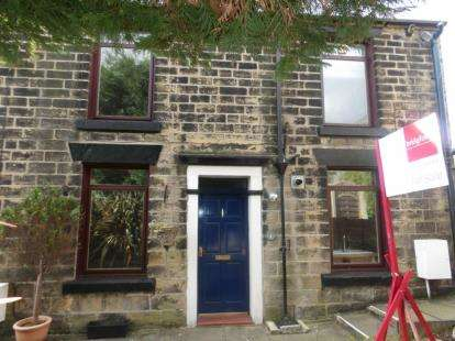 2 Bedrooms Terraced House for sale in Back Caley Street, Bolton, Greater Manchester