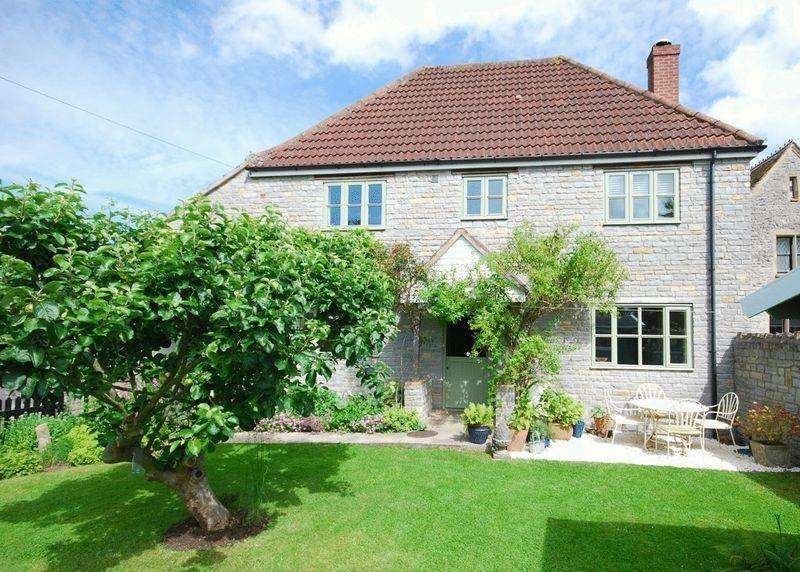 4 Bedrooms Detached House for sale in West Lydford - Between Glastonbury and Castle Cary