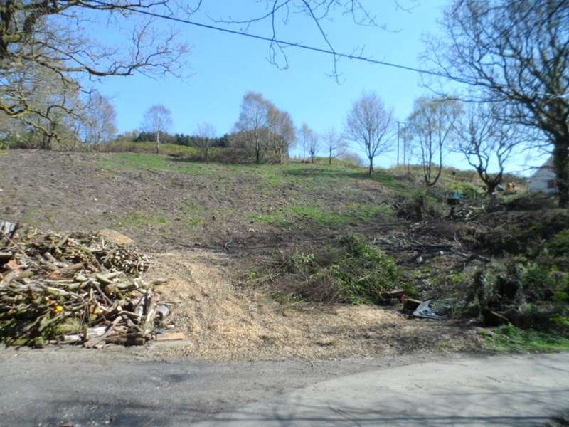 Plot Commercial for sale in Station Road, Ystradgynlais, Swansea