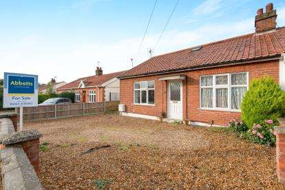 4 Bedrooms Bungalow for sale in Thorpe St. Andrew, Norwich, Norfolk