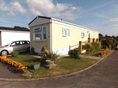 1 Bedroom Mobile Home for sale in Fleet End Road, Warsash, Southampton