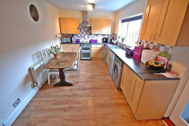 3 Bedrooms Terraced House for sale in Farnham Road, Newton Hall, Durham